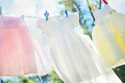 Hvordan vasker man tøj