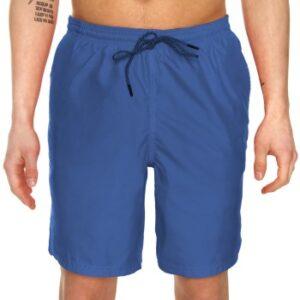 BOSS Ocra Swim Shorts Badebukser Blå polyester Large Herre