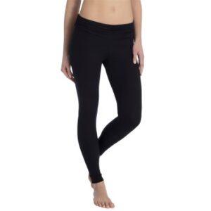 Calida Favourites Essentials Leggings Sort micromodal Large Dame