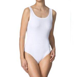 Calida Mood Body Hvid bomuld X-Small Dame