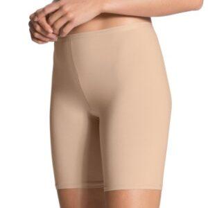 Calida Trusser Comfort Pants Med. Leg 26024 Beige bomuld Large Dame