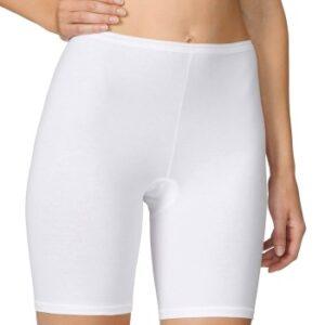 Calida Trusser Comfort Pants Med. Leg 26024 Hvid 001 bomuld Small Dame
