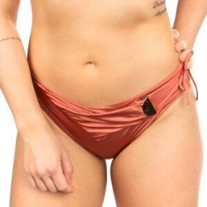 Chantelle Sense Bikini Brief Rustorange 36 Dame
