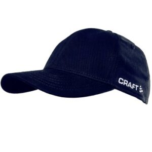 Craft Community Cap Marineblå bomuld L/XL