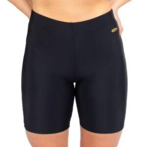 Damella Meg Basic Long Bikini Boxer Sort 36 Dame