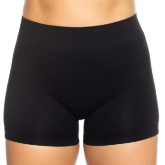 Decoy Seamless Hotpants Sort M/L Dame