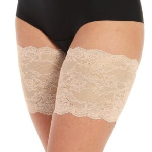 Magic Strømpebukser Be Sweet To Your Legs Lace Beige Large Dame