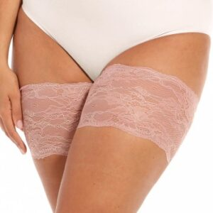 Magic Strømpebukser Be Sweet To Your Legs Lace Lyserosa Large Dame