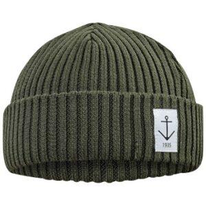 Resteröds Smula Hat Khaki økologisk bomuld One Size