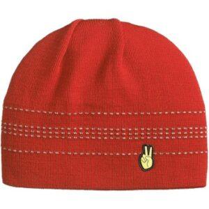 Seger A2 Hat Rød uld One Size
