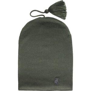 Seger Nisse Hat Grøn akryl One Size