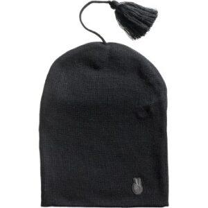 Seger Nisse Hat Sort akryl One Size