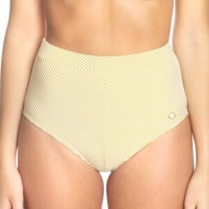 Sunseeker Vintage Prairie High Waist Bikini Panty Senepsgul 36 Dame