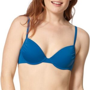 Triumph Mix and Match Padded Bikini Bra Blå E 40 Dame