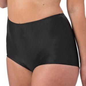 Trofe Mix Bikini Boxer Briefs Sort 38 Dame