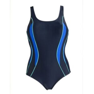 Wiki Swimsuit Alba Sport Marineblå 36 Dame