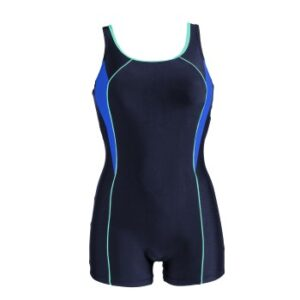 Wiki Swimsuit Regina Sport Marineblå 36 Dame
