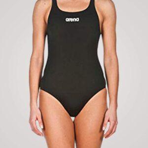 Arena Solid Swim Pro til damer - Sort