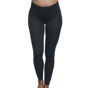 Boob Once-On-Never-Off Leggings Leopard lyocell Large Dame