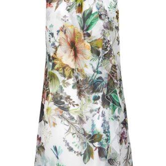 Cellbes Festfin kjole med blomstret mønster Blomstret