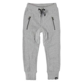 Ashton bukser - Grey Melange - Str. 92
