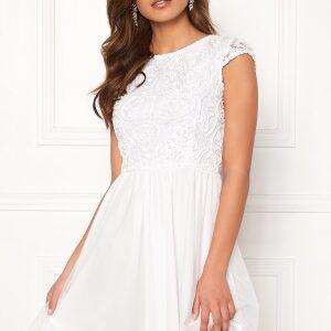 BUBBLEROOM Ayla dress White 36