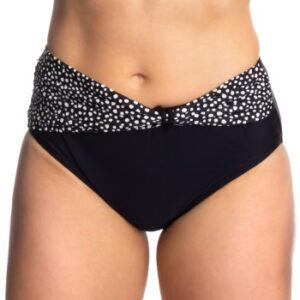 Trofe Mix Magaluf Bikini Briefs Sort 44 Dame
