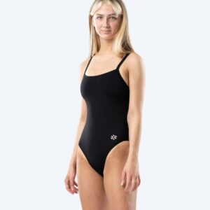 Watery Eco Freestyler One Piece Dame - Sort
