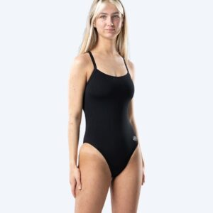 Watery Freestyler One Piece Dame - Sort