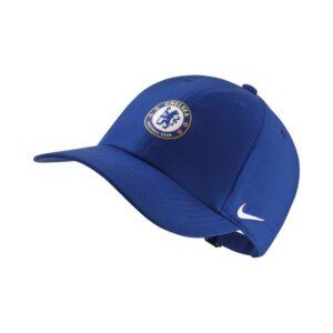 Chelsea FC Heritage86-hue til børn - Blå