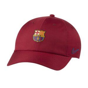 FC Barcelona Heritage86-kasket - Rød