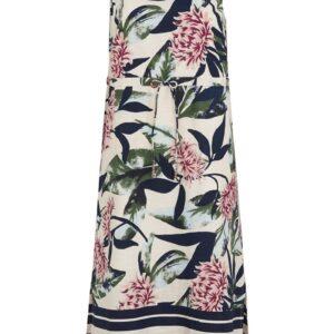 Ærmeløs kjole i økologisk bomuld