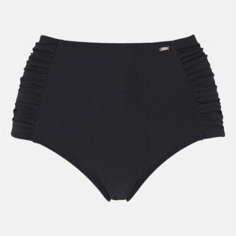 Bikinitrusser med høj talje
